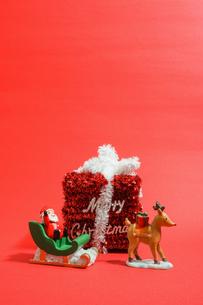 メリークリスマスの写真素材 [FYI01209003]