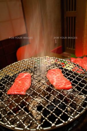 焼き肉の写真素材 [FYI01209114]