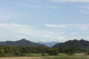田舎風景の写真素材 [FYI01209970]