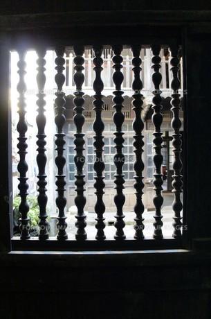 窓枠の写真素材 [FYI01210136]
