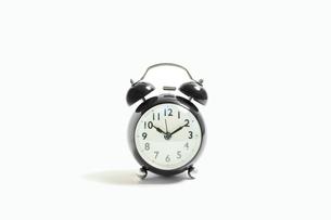 目覚まし時計 シンプルコレクションの写真素材 [FYI01210217]
