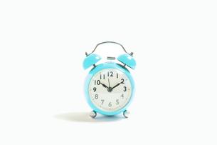 目覚まし時計 シンプルコレクションの写真素材 [FYI01210218]