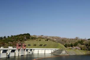 十王ダムの写真素材 [FYI01210322]