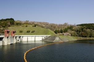 十王ダムの写真素材 [FYI01210326]
