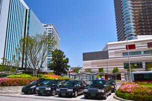 武蔵小杉駅東口の風景の写真素材 [FYI01210778]