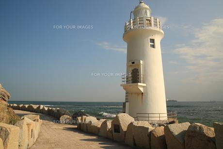 灯台の写真素材 [FYI01211451]