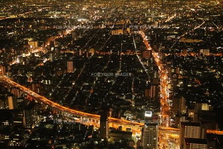 夜景の写真素材 [FYI01211469]