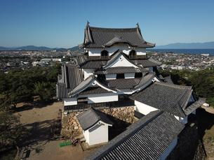 彦根城の写真素材 [FYI01211475]
