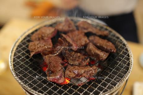 焼肉の写真素材 [FYI01211702]
