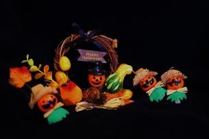 ハロウィン ジャックオーランタンの写真素材 [FYI01211765]