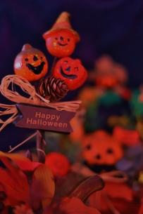 ハロウィン ジャックオーランタンの写真素材 [FYI01211771]