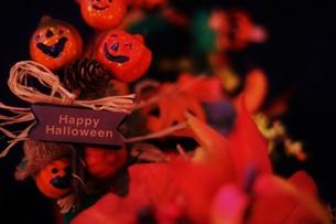 ハロウィン ジャックオーランタンの写真素材 [FYI01211772]