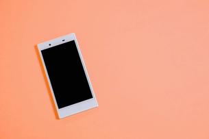 スマートフォン シンプルコレクション カラーバリエーションの写真素材 [FYI01211933]