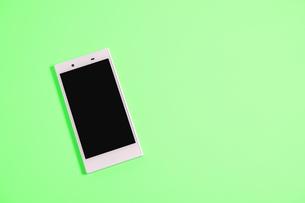 スマートフォン シンプルコレクション カラーバリエーションの写真素材 [FYI01211934]