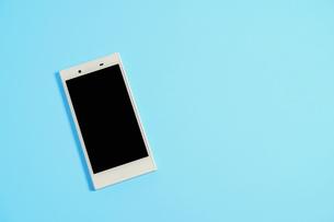 スマートフォン シンプルコレクション カラーバリエーションの写真素材 [FYI01211939]