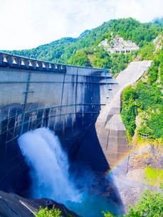 黒部ダムの写真素材 [FYI01211994]