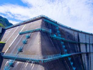 黒部ダムの写真素材 [FYI01211998]