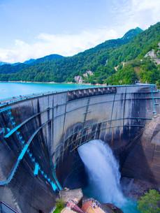黒部ダムの写真素材 [FYI01212048]