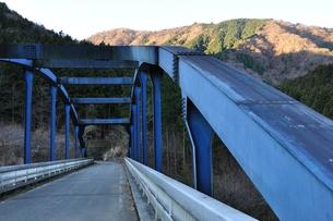早戸川橋の写真素材 [FYI01212373]