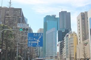 都心 東京駅界隈の写真素材 [FYI01212520]