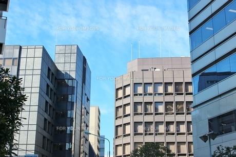 都会の街並み の写真素材 [FYI01212522]
