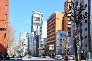 都会の街並み の写真素材 [FYI01212523]