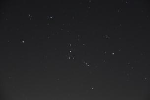 オリオン座の写真素材 [FYI01212727]