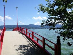 東郷湖3の写真素材 [FYI01212741]