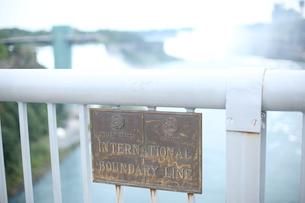 ナイアガラの滝の写真素材 [FYI01213231]