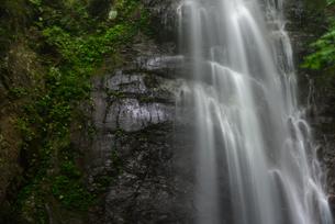 ミスト状の滝の写真素材 [FYI01213569]