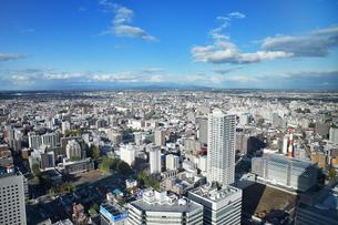 札幌の街並みの写真素材 [FYI01213804]