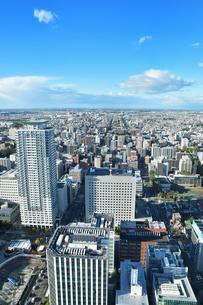 札幌の街並みの写真素材 [FYI01213805]