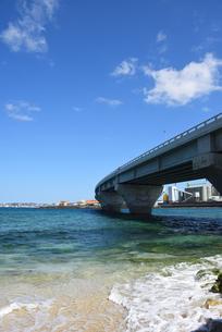 沖縄 浦添市海岸の写真素材 [FYI01214075]