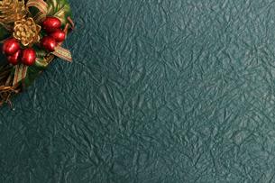 クリスマス用の背景素材の写真素材 [FYI01214123]