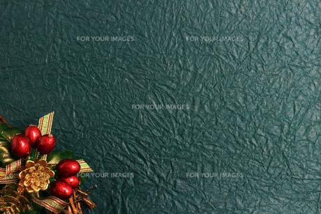 クリスマス用の背景素材の写真素材 [FYI01214124]