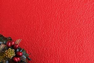 クリスマス用の背景素材の写真素材 [FYI01214127]