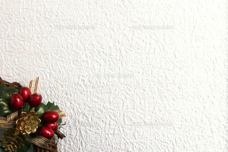 クリスマス用の背景素材の写真素材 [FYI01214130]