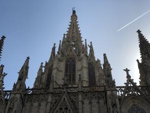 サンタ・エウラリア大聖堂の写真素材 [FYI01214140]