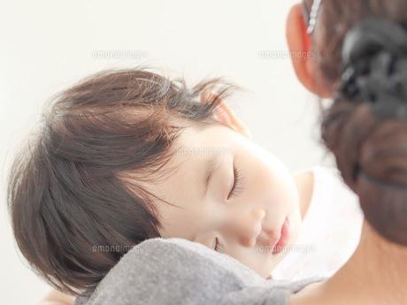 心地良い眠りの写真素材 [FYI01214286]