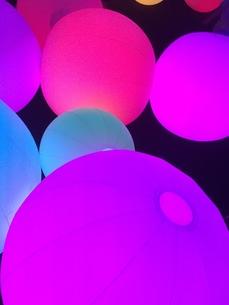 彩球の写真素材 [FYI01214312]
