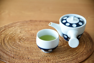 緑茶の写真素材 [FYI01214548]