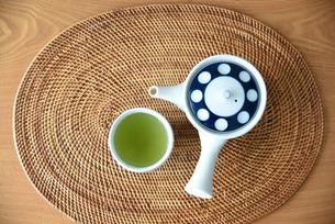 緑茶の写真素材 [FYI01214550]