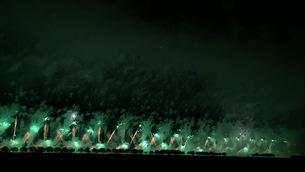 花火の写真素材 [FYI01214608]