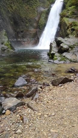 滝の写真素材 [FYI01214620]