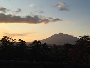 岩木山の写真素材 [FYI01214638]