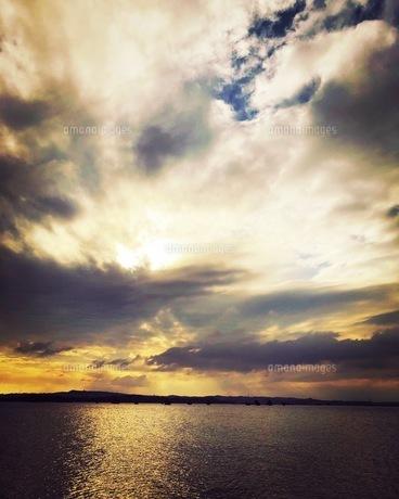 sunsetの写真素材 [FYI01214731]