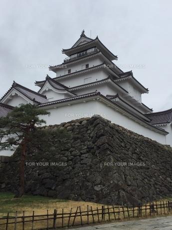 お城の写真素材 [FYI01214760]