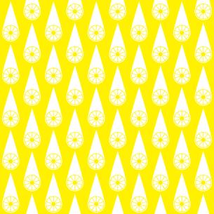 レモン パターンのイラスト素材 [FYI01215077]