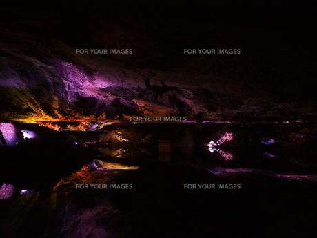 洞窟の写真素材 [FYI01215362]
