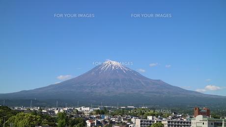 富士山1の写真素材 [FYI01215371]